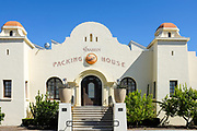 The Anaheim Packing House Gourmet Food Hall