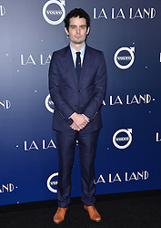 Damien Chazelle attends the premiere of Lionsgate's 'La La Land' at Mann Village Theatre on December 6, 2016 in Los Angeles, CA, USA. Photo by Lionel Hahn/ABACAPRESS.CO