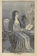From ' The pictorial Catholic library ' containing seven volumes in one: History of the Blessed Virgin -- The dove of the tabernacle -- Catholic history -- Apparition of the Blessed Virgin -- A chronological index -- Pastoral letters of the Third Plenary. Council -- A chaplet of verses -- Catholic hymns  Published in New York by Murphy & McCarthy in 1887