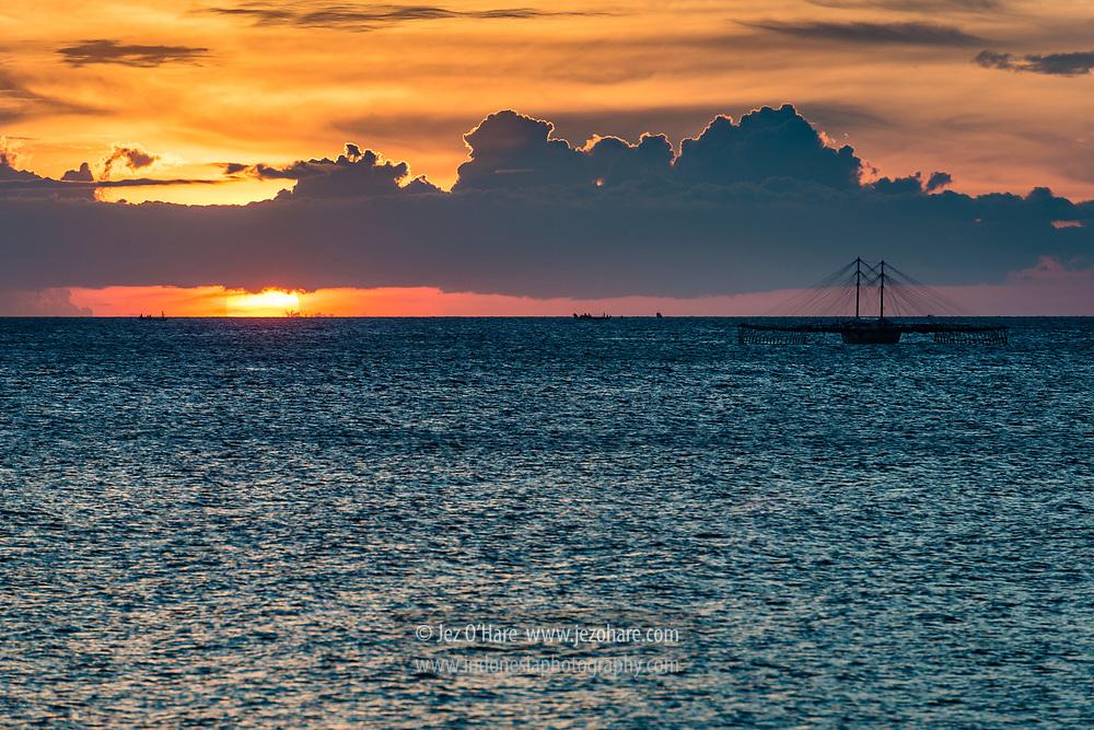 Nelayan, Kupang, Timor, Nusa Tenggara Timur, Indonesia.