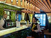 COSTA CROCIERE: Ferrari Bar