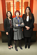 SHOT 12/4/19 11:23:39 AM - McGuane & Hogan, P.C., a Colorado family law firm located in Denver, Co. Includes attorneys Kathleen Ann Hogan, Halleh T. Omidi and Katie P. Ahles. (Photo by Marc Piscotty / © 2019)