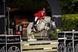 Philippaertsd Nicola, BELBalsiger Bryan, SUI, Clouzot de Lassus<br /> Longines FEI Jumping Nations Cup™ Final<br /> Barcelona 20128<br /> © Hippo Foto - Dirk Caremans<br /> 05/10/2018