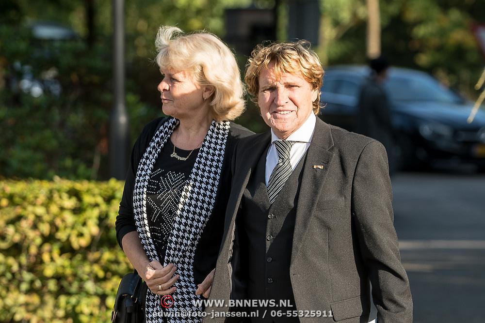NLD/Leusden/20181005 - Bn-ers nemen afscheid van Koos Alberts, Jacques Herb en partner Diny