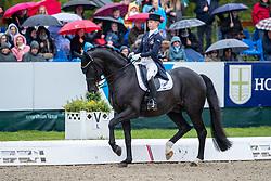 NILSHAGEN Therese (SWE), Dante Weltino OLD<br /> Hagen - Horses and Dreams 2019<br /> Grand Prix de Dressage CDI4* Special Tour<br /> 27. April 2019<br /> © www.sportfotos-lafrentz.de/Stefan Lafrentz