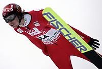 ◊Copyright:<br />GEPA pictures<br />◊Photographer:<br />Wolfgang Grebien<br />◊Name:<br />Ljoekelsoey<br />◊Rubric:<br />Sport<br />◊Type:<br />Ski nordisch, Skispringen<br />◊Event:<br />FIS Skiflug-Weltcup, Skifliegen am Kulm, Qualifikation<br />◊Site:<br />Bad Mitterndorf, Austria<br />◊Date:<br />14/01/05<br />◊Description:<br />Roar Ljoekelsoey (NOR)<br />◊Archive:<br />DCSWG-1401054153<br />◊RegDate:<br />14.01.2005<br />◊Note:<br />8 MB - MP/MP - Nutzungshinweis: Es gelten unsere Allgemeinen Geschaeftsbedingungen (AGB) bzw. Sondervereinbarungen in schriftlicher Form. Die AGB finden Sie auf www.GEPA-pictures.com.<br />Use of picture only according to written agreements or to our business terms as shown on our website www.GEPA-pictures.com.