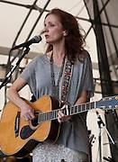 Patty Griffin at the Appel Farms Festival, Elmer, NJ 6/5/2010.