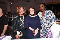 Fern Mallis, Tarana Burke attend Klarna STYLE360 NYFW Hosts S by Serena Fashion Show
