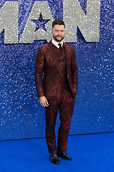 May 20, 2019 - London, England, United Kingdom - Calum Scott arrives for the UK film premiere of 'Rocketman' at Odeon Luxe, Leicester Square on 20 May, 2019 in London, England. (Credit Image: © Wiktor Szymanowicz/NurPhoto via ZUMA Press)