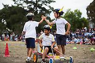 Billy Cart Race