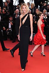 Anja Rubik attending A Hidden Life Premiere, during the 72nd Cannes Film Festival. Photo credit should read: Doug Peters/EMPICS