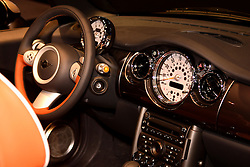 08 February 2007: 2007 BMW Mini Cooper S. The Chicago Auto Show is a charity event of the Chicago Automobile Trade Association (CATA) and is held annually at McCormick Place in Chicago Illinois.