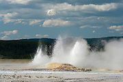 Geothermal Features, Yellowstone National Park