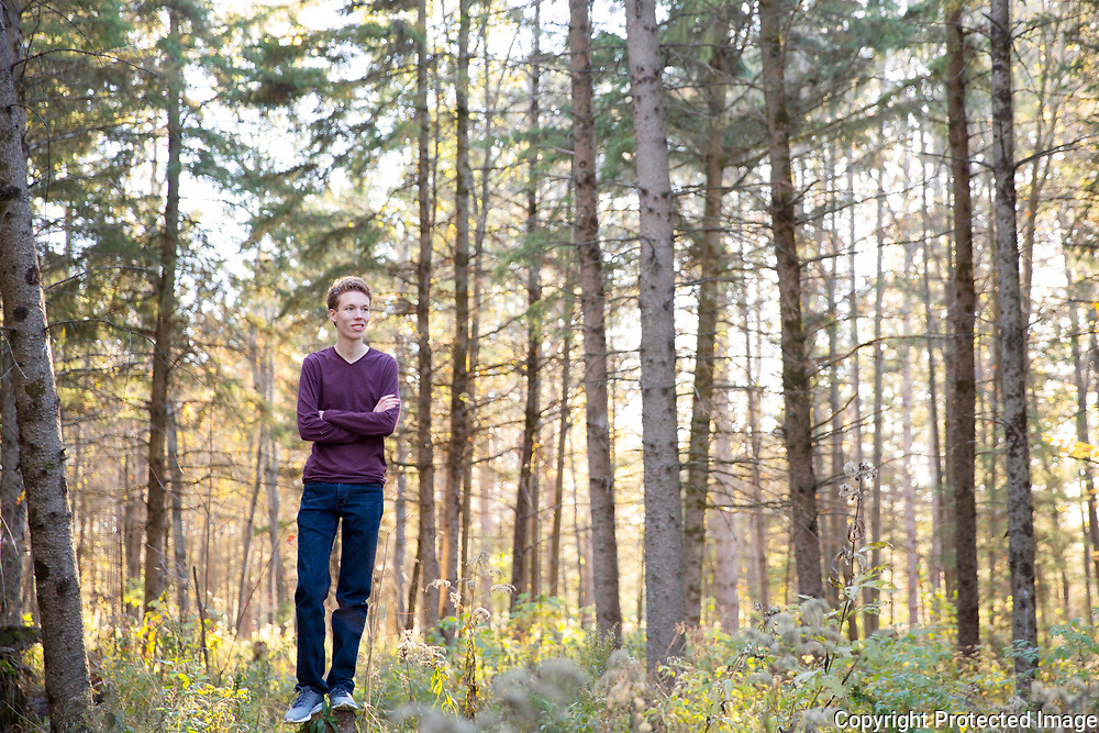 Kyle :: Marshfield Class of 2019 :: Marshfield, Wisconsin Senior Portraits