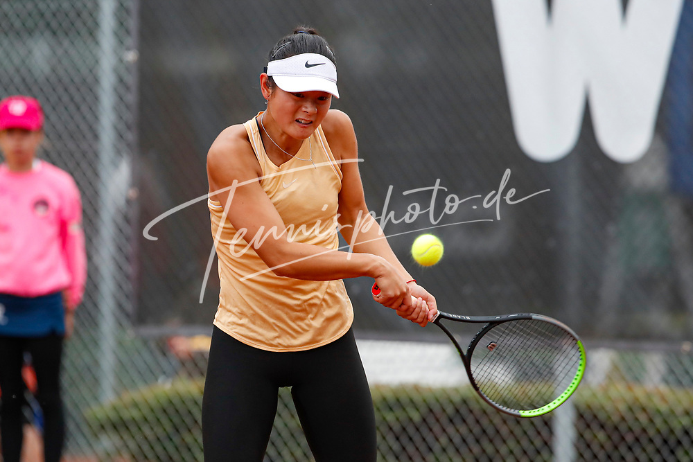 Arianne Hartono (NED) - WTO Wiesbaden Tennis Open - ITF World Tennis Tour 80K, 26.9.2021, Wiesbaden (T2 Sport Health Club), Deutschland, Photo: Mathias Schulz