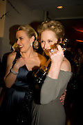 KATE WINSLET; MERYL STREEP, Vanity Fair Oscar night party hosted by Graydon Carter.  Sunset  Tower Hotel, West Hollywood. 22 February 2009.