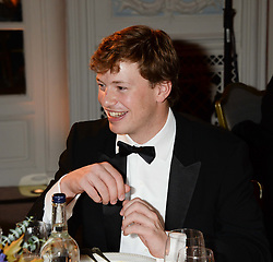 EDWARD SALVESEN at Game & Wildlife Conservation Trust's annual ball held at The Savoy, London on 6th November 2013.