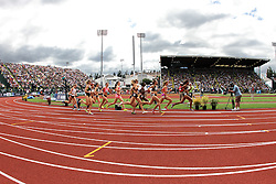 2012 USA Track & Field Olympic Trials: women's 1500 meters