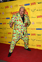 Colin Newell (Heavy D) at the Gangsters, Gamblers and Geezers - UK film premiere at  Prince Charles Cinema, London 20th September 2016