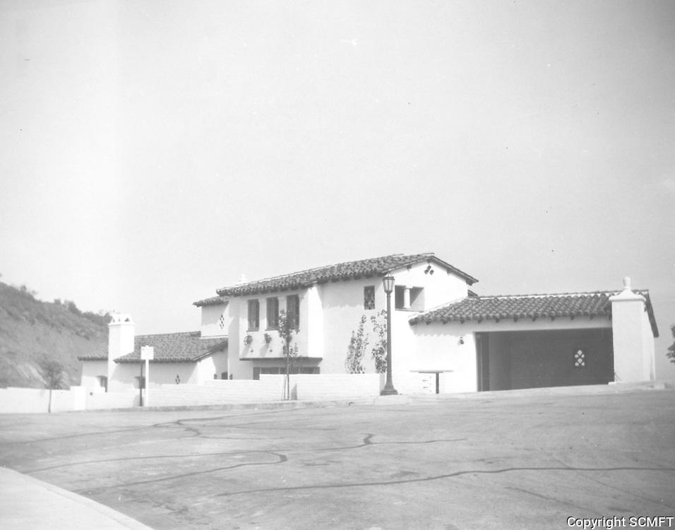 Circa 1930 2270 Maravilla Dr. in the Outpost Estates