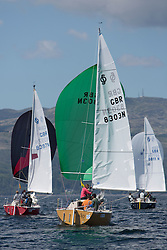 Final days' racing at the Silvers Marine Scottish Series 2016, the largest sailing event in Scotland organised by the  Clyde Cruising Club<br /> <br /> Racing on Loch Fyne from 27th-30th May 2016<br /> GBR8303N, Edgy, Douglas Paton, Fairlie YC, Sonata OD<br /> <br /> Credit : Marc Turner / CCC<br /> For further information contact<br /> Iain Hurrel<br /> Mobile : 07766 116451<br /> Email : info@marine.blast.com<br /> <br /> For a full list of Silvers Marine Scottish Series sponsors visit http://www.clyde.org/scottish-series/sponsors/
