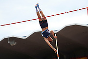 Thibaut Collet (FRA) competes in Pole Vault Men during the IAAF World U20 Championships 2018 at Tampere in Finland, Day 2, on July 11, 2018 - Photo Julien Crosnier / KMSP / ProSportsImages / DPPI