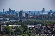 London, United Kingdom, June 13, 2021: General views show Britain's capital London during a week's heatwave on Sunday, June 13, 2021. (VX Photo/ Vudi Xhymshiti)