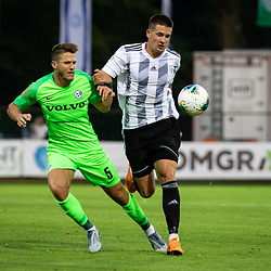 20190718: SLO, Football - UEFA Europa League Qualifications, NS Mura vs Maccabi Haifa FC