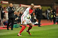 Djibril Sidibe (AS Monaco)<br /> <br /> FOOTBALL : AS Monaco vs Olympique Lyonnais - Ligue 1 - 18/12/2016<br /> Lyon<br /> <br /> Norway only