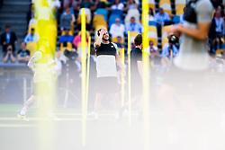 May 25, 2018 - Kyiv, UKRAINE - 180525 Adam Lallana of Liverpool during a training session on May 25, 2018 in Kyiv..Photo: Vegard Wivestad Grøtt / BILDBYRÃ…N / kod VG / 170176 (Credit Image: © Vegard Wivestad GrØTt/Bildbyran via ZUMA Press)
