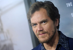 Michael Shannon at the premiere of '12 Strong' in New York City.