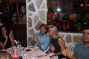 JON BON JOVI, Prada Congo Benefit party. Double Club. Torrens Place. Angel. London. 2 July 2009.