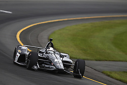 August 19, 2018 - Long Pond, Pennsylvania, United Stated - ED CARPENTER (20) of the United States take to the track for the ABC Supply 500 at Pocono Raceway in Long Pond, Pennsylvania. (Credit Image: © Chris Owens Asp Inc/ASP via ZUMA Wire)