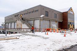 Boathouse at Canal Dock Phase II | State Project #92-570/92-674 Construction Progress Photo Documentation No. 18 on 8 January 2018. Image No. 03