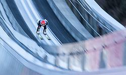 31.12.2016, Olympiaschanze, Garmisch Partenkirchen, GER, FIS Weltcup Ski Sprung, Vierschanzentournee, Garmisch Partenkirchen, Training, im Bild Markus Eisenbichler (GER) // Markus Eisenbichler of Germany during his Practice Jump for the Four Hills Tournament of FIS Ski Jumping World Cup at the Olympiaschanze in Garmisch Partenkirchen, Germany on 2016/12/31. EXPA Pictures © 2016, PhotoCredit: EXPA/ Jakob Gruber