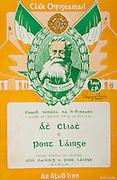 All Ireland Senior Hurling Championship Final,.Brochures,.05.09.1948, 09.05.1948, 5th September 1948, .Waterford 6-7, Dublin 4-2, .Minor Kilkenny v Waterford, .Senior Dublin v Waterford, .Croke Park, 05091948AISHCF,.