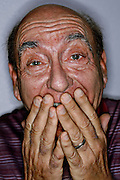 [PHOTO # 1 ]  <br /> <br /> 01 23 2008 - TAMPA - Profile of college basketball commentator Dick Vitale who is recovering from vocal chord surgery and is planning to make his return to broadcasting Feb. 5 for the Carolina-Duke game.<br /> <br /> BRIAN CASSELLA | Times<br /> <br /> STORY SUMMARY - Profile of college basketball commentator Dick Vitale who is recovering from vocal chord surgery and is planning to make his return to broadcasting Feb. 5 for the Carolina-Duke game.