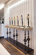 Manolo Blahnik, Harrods, 2015. Nick Leith-Smith, Architecture & Design