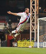 Crystal Palace v Southampton 081208