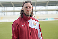 Northampton Town Midfielder John-Joe O'Toole  during the Sky Bet League 2 match between Northampton Town and Cambridge United at Sixfields Stadium, Northampton, England on 12 March 2016. Photo by Dennis Goodwin.