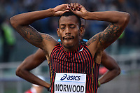 Vernon NORWOOD USA 400m Men <br /> Roma 03-06-2016 Stadio Olimpico <br /> IAAF Diamond League Golden Gala <br /> Atletica Leggera<br /> Foto Andrea Staccioli / Insidefoto