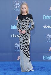 Portia Doubleday  bei der Verleihung der 22. Critics' Choice Awards in Los Angeles / 111216