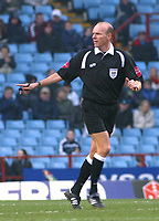 Photo: Dave Linney.<br />Aston Villa v Port Vale. The FA Cup. 28/01/2006Ref .SG Bennett