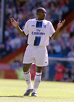 Geremi (Chelsea). Crystal Palace v Chelsea. Pre season friendly match. 2/8/2003. Credit : Colorsport/Andrew Colorsport