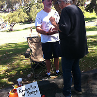Cardiff by the Sea 100th Birthday Celebration in Glen Park