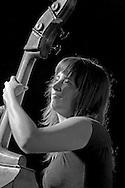 Bridget Kearney, bassist with the group Lake Street Dive