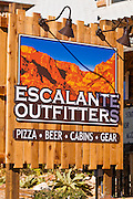 Escalante Outfitters, Escalante, Utah