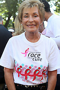 13 September 2009- NY, NY l to r: Judge Judy at The Annual Komen New York City Race for the Cure held at West 77th Street and Central Park West on September 13, 2009 in New York City.  Photo credit: Terrence Jennings/Sipa Press