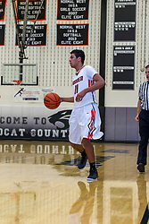 26 December 2014:  State Farm Holiday Classic Coed Basketball Tournament (Boys Class AA - Large Schools) at Normal West High School, Normal IL Day 1