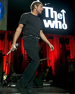 12/7/06 -- Omaha, NE The Who with  Roger Daltrey at the Qwest Center Omaha..Photo by Chris Machian/Prairie Pixel Group